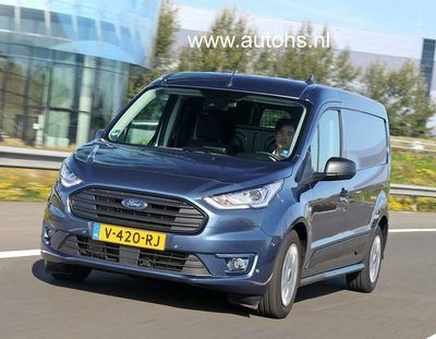 Ford transit connect informatie