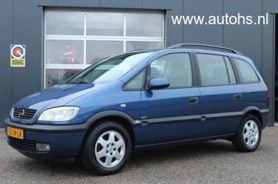 Opel Zafira: Waarom voor deze auto occasion kiezen?