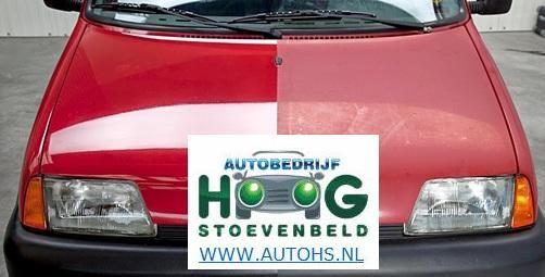 Auto polijsten: hoe kun je zelf diepe krassen verwijderen op metallic autolak?