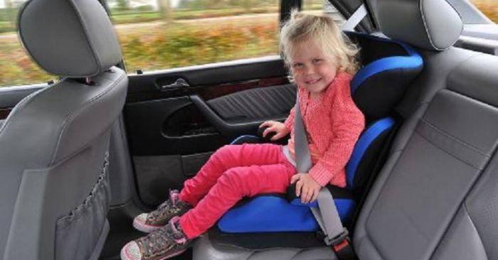Zitverhoger auto: Bij welke leeftijd welke zitverhoger?
