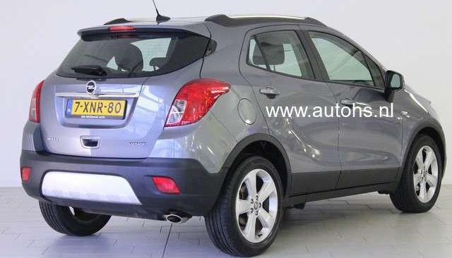 Opel Mokka occasion test : Auto onder de prijs van 12.000 euro