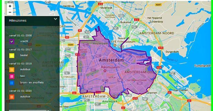 Milieuzone Amsterdam, Utrecht en Arnhem. Einde van de diesel auto?