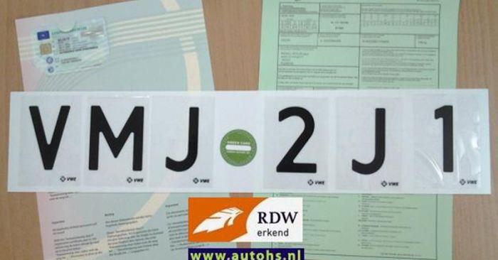 Rdw erkend bedrijf voor export kenteken zoeken in gelderland. Tijdelijk documentnummer