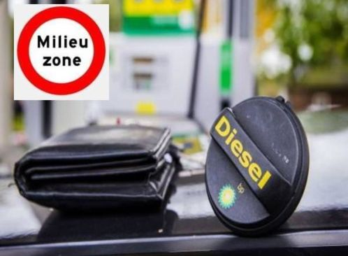 Is Nederland klaar met dieselauto's?