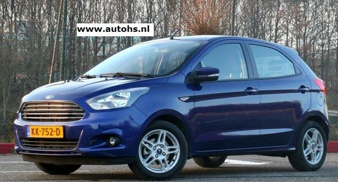 Ford ka plus occasion is goud waard