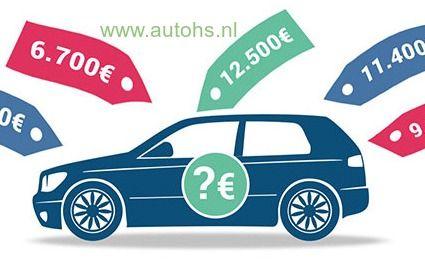 Hoe kun je de cataloguswaarde van een auto berekenen of opzoeken?